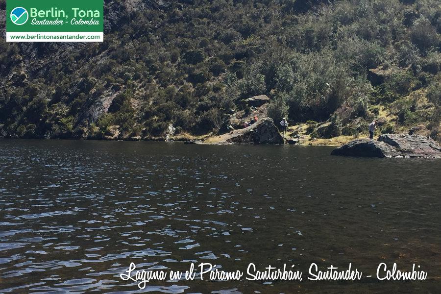 Conociendo la laguna de cunta en sus orillas| Páramo Santurbán - Berlín, Tona - Santander Colombia