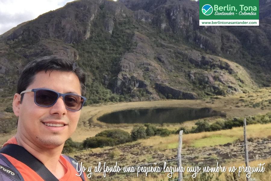 Yo y una laguna cuyo nombre NO pregunté | Subiendo al Páramo de Santurbán con el #HombreDeHielo Colombiano
